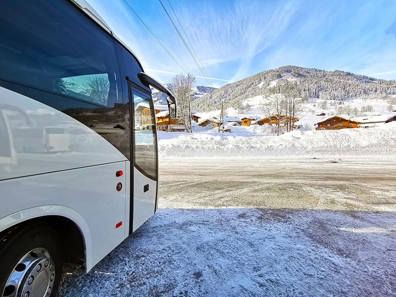 Transferts ou séjours neige
