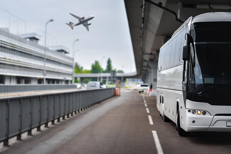 Transferts (gares, aéroports, etc.)